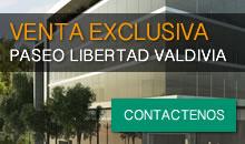 Paseo Libertad Valdivia
