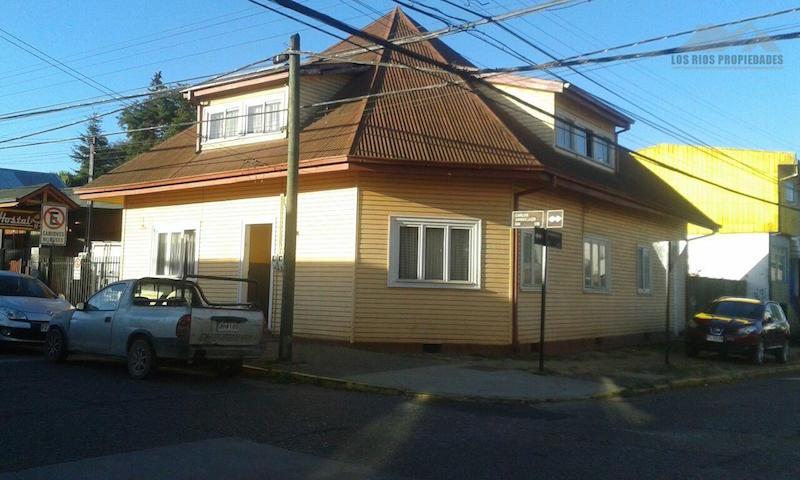 Gran casa esquina c anwandter los r os propiedades - Inmobiliaria gran casa ...